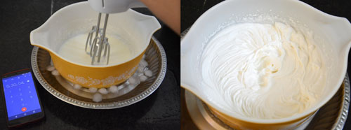 how to make whipping cream