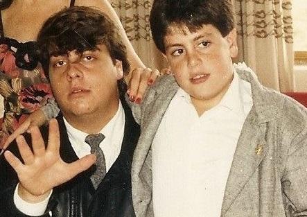 Isidro José y Alexander Montoto Señaris.