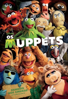 Os Muppets (The Muppets) (2011) DVDRip Dual Áudio Torrent