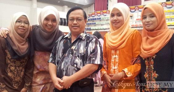 Umran Samsudin - IPTAA Dalam Kenangan