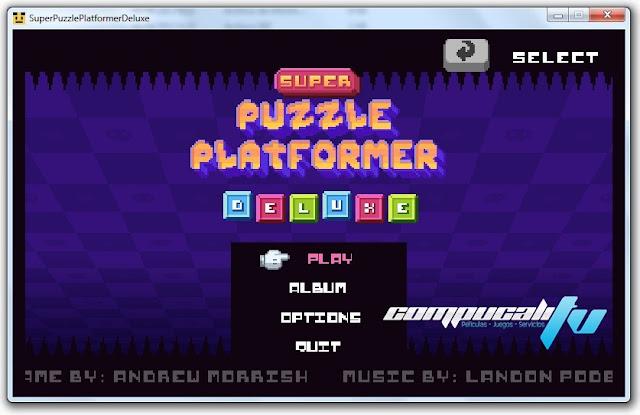 Super Puzzle Platformer Deluxe PC Full ALiAS