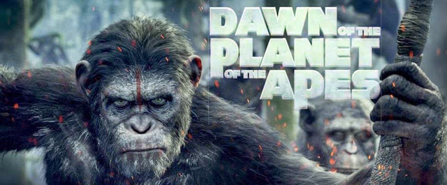 Down of the Planet of the Apes film terbaru 2014