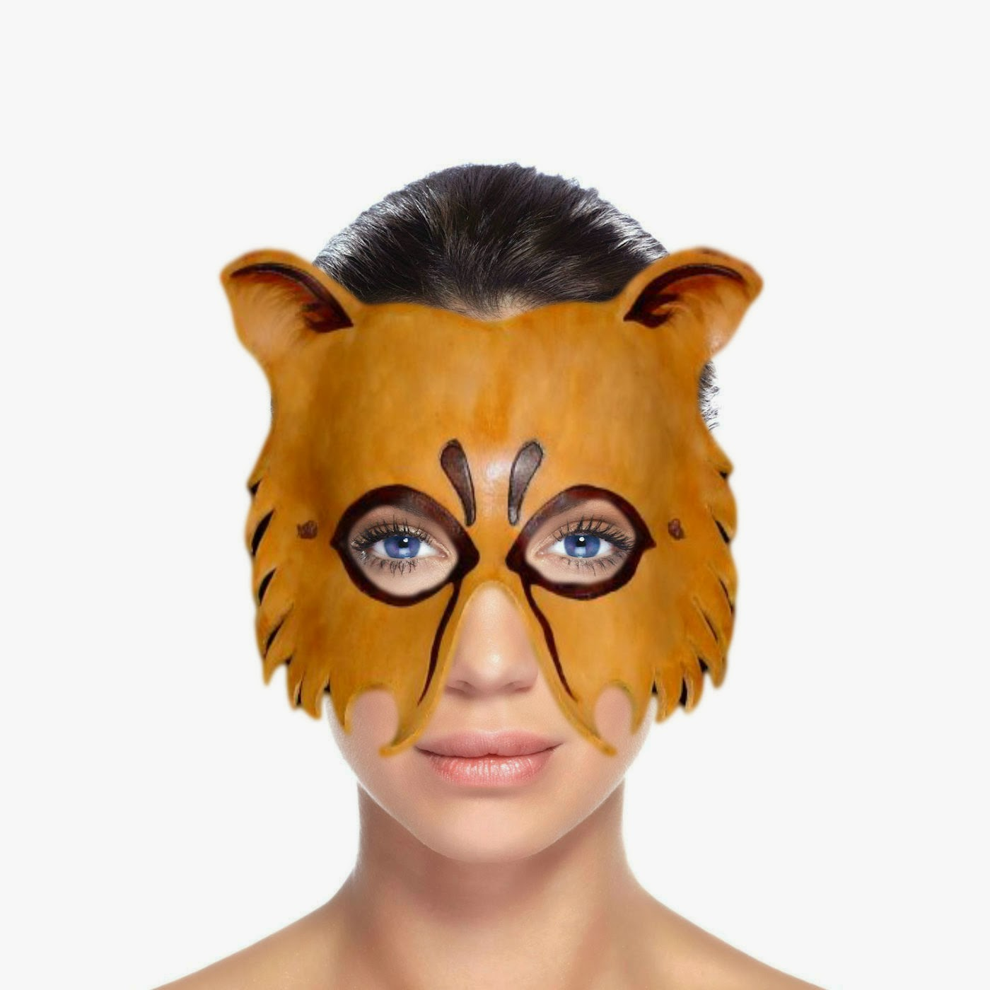 Mulher mascarada de Leoa