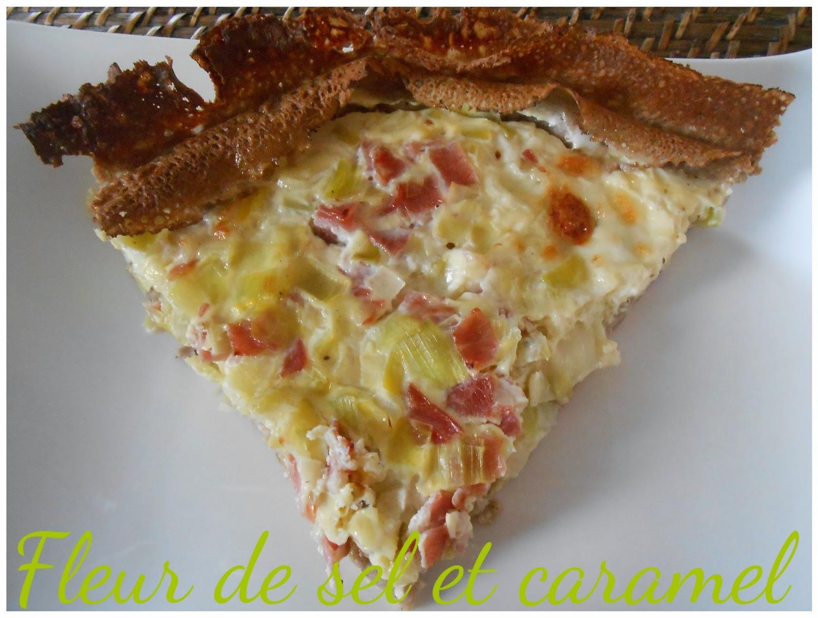 Quiche bretonne