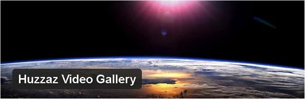 Huzzaz Video Gallery plugin for video bloggers