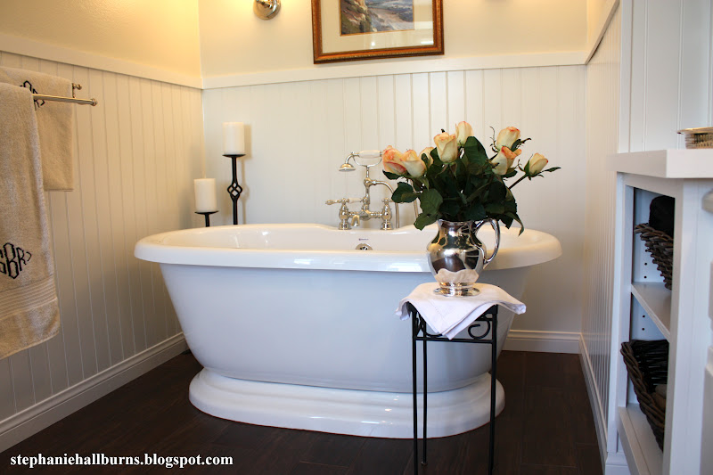 BALANCED STYLE: Master Bathroom Renovation (