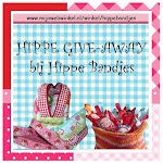 Give away bij Hippe Bandjes