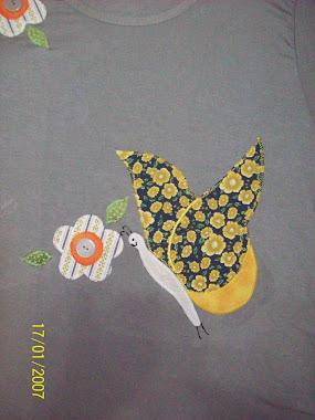 De pertinho(flor e borboleta)