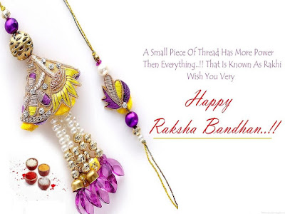 Happy Raksha Bandhan 2015 Wishes