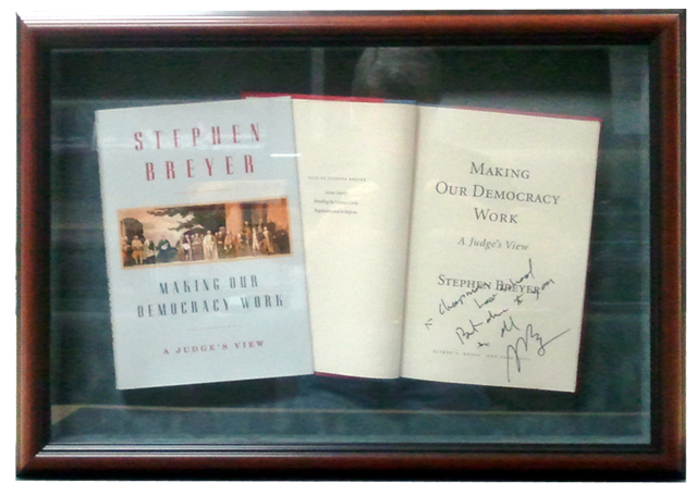Framing Techniques by Andrew: Signed Book