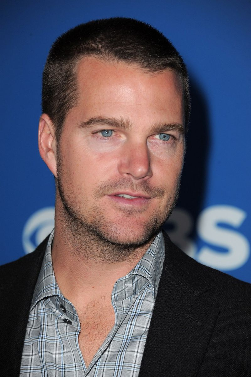 Chris o donnell wants to meet maria ncisla magazine