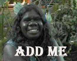 Add me - funny face - Photo comment