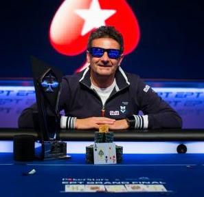 Antonio Buonanno win European Poker Tour Montecarlo