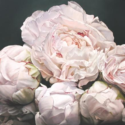 Thomas Darnell'ss Peony Paintings