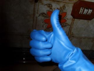 con spontex facile pulire casa