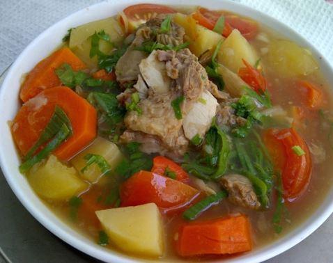 Cara Membuat Sop Daging Sapi