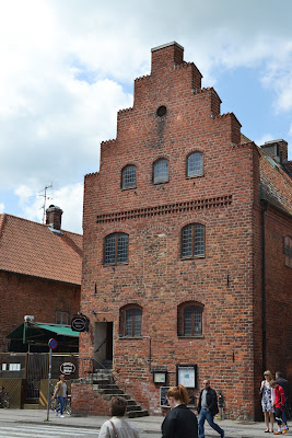 oldest building of the lund