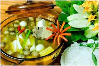 Cách nấu Lẩu vịt hầm sả miền Tây ngon