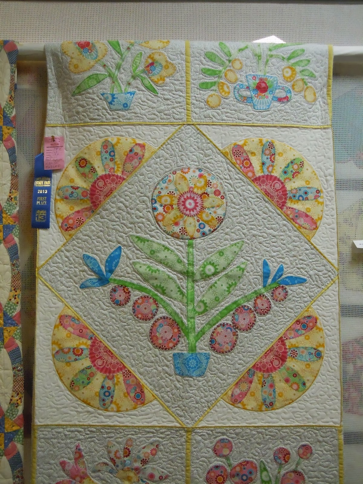 Quilting mod quilt show gallery for Mexican arts and crafts for sale