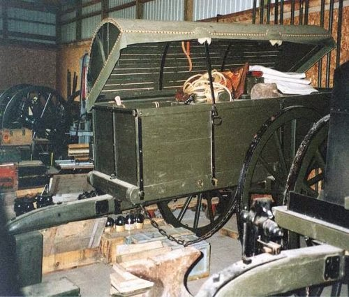 Artillery Battery Wagon picture 4