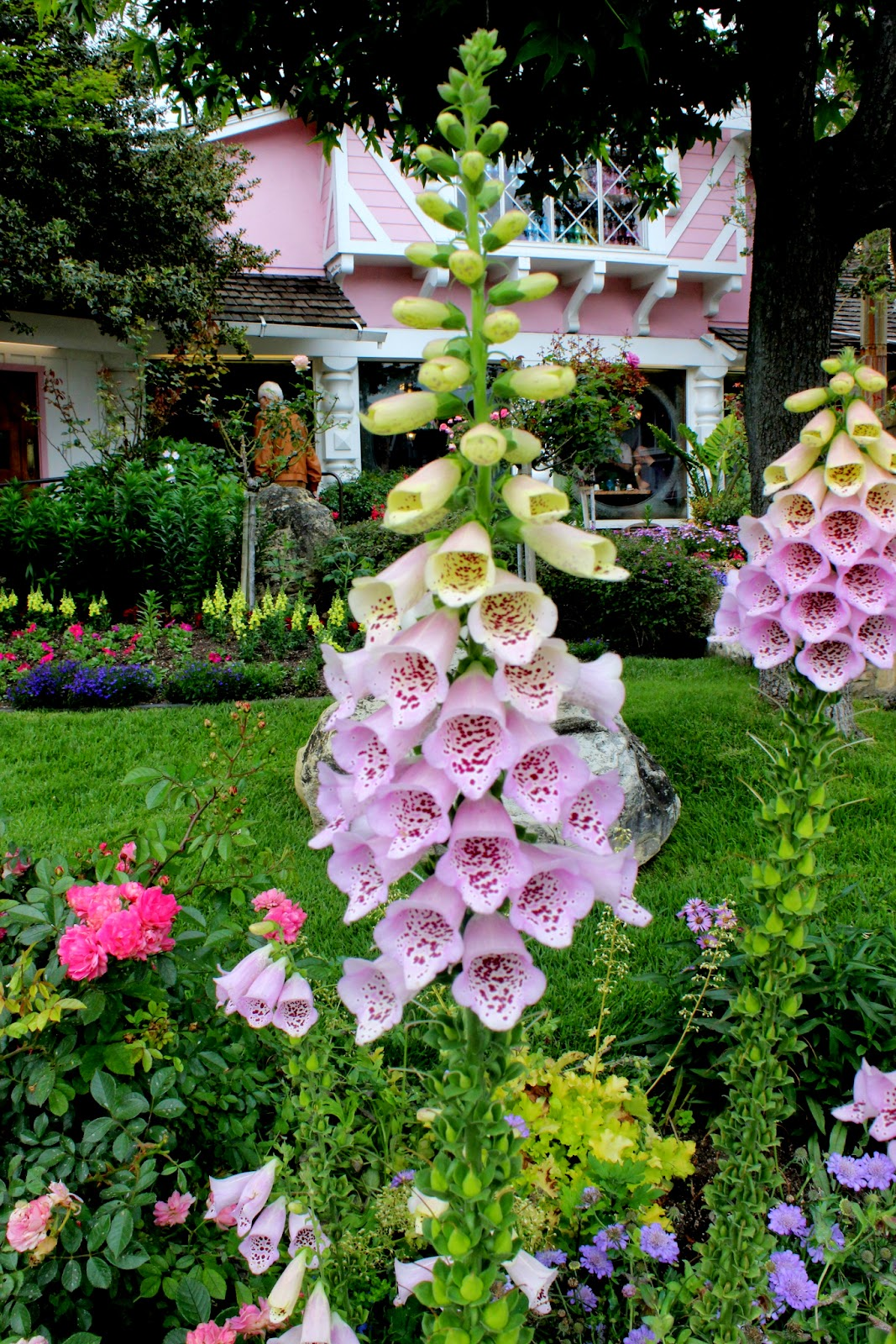 Sweet Helen Grace - The Madonna Inn and San Luis Obispo ...