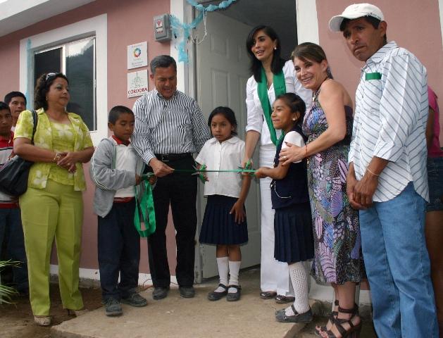 Inauguran autoridades 30 viviendas del programa tu casa rural tribuna libre noticias - Tu casa rural ...