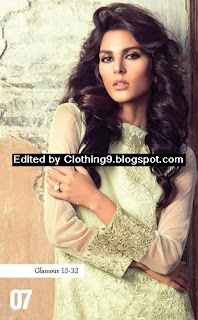 Gul Ahmed Ready to Wear Eid Dresses 2015