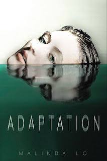 book cover of Adaptation by Malinda Lo published by Little Brown