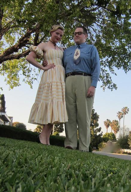 1950's western wear