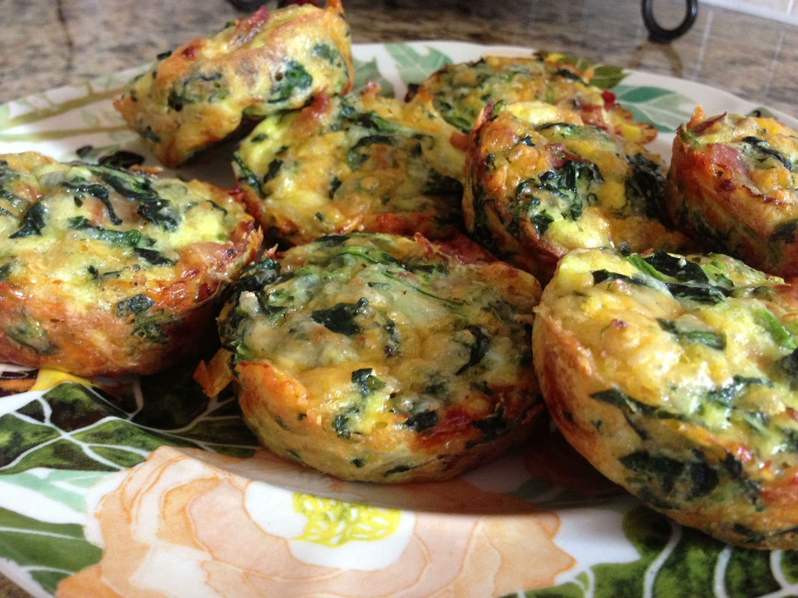 Imagine Great Living: Crustless Mini Quiches