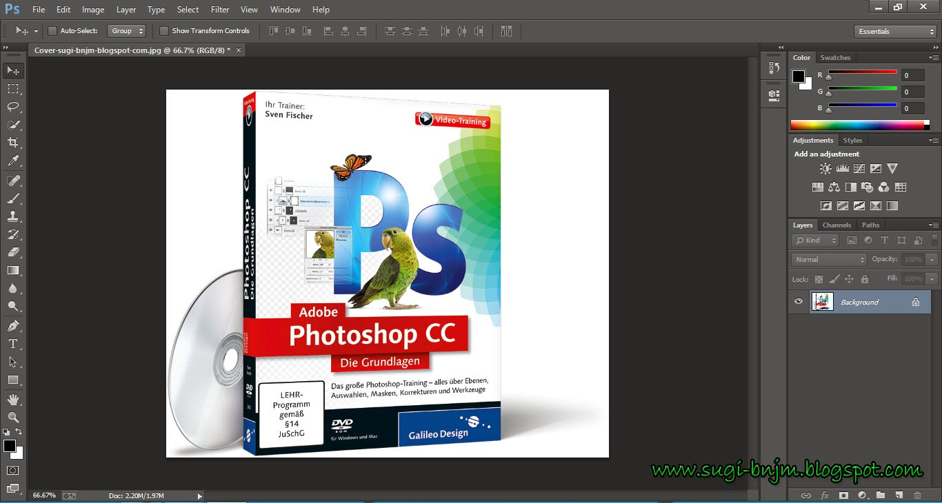 how to know if photoshop cc is activated
