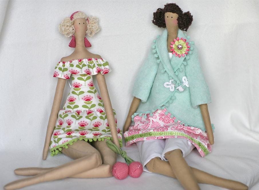 Куклы тильда мастер классы