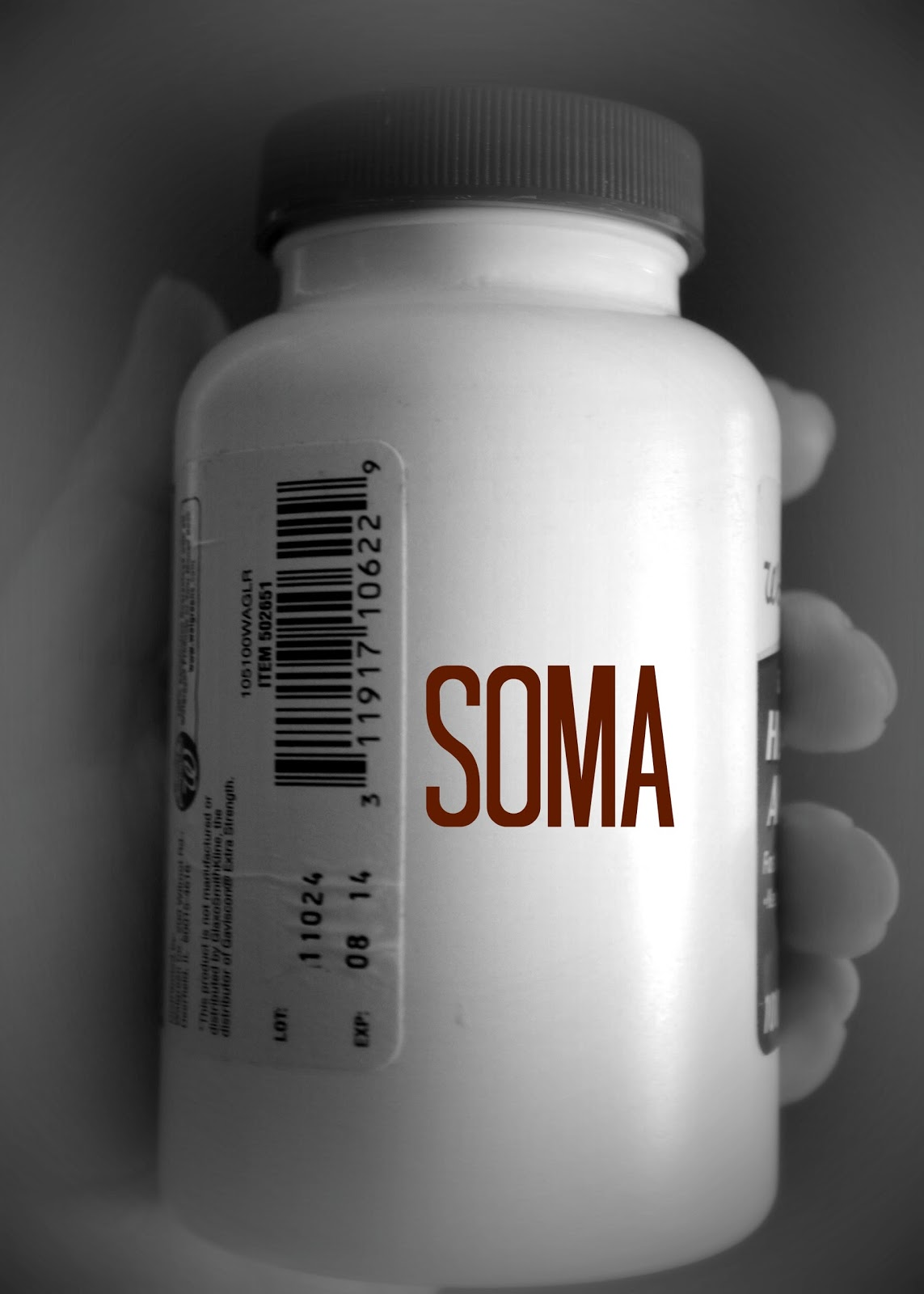 Brave New World Quotes About Soma Weak And Loved Soma A Prescription For No More Bad Days
