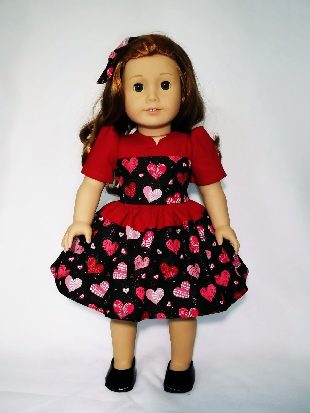 Old fashioned doll clothes 62