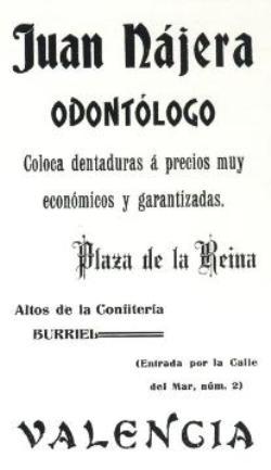 1909 JUAN NÁJERA