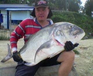 Pemancing asal semarang