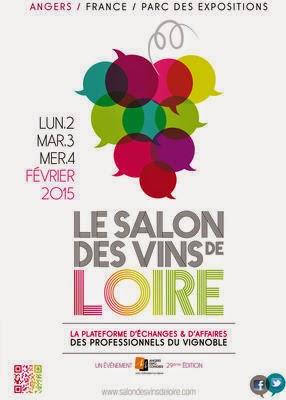 Jim 39 s loire 2015 salon des vins de loire aiming for for Salon des vins de loire 2017