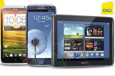 Digi Lancar Pelan Internet Tablet Baru Serendah RM15 Sebulan