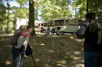 Camping and shelter reservations at Illinois Parks available online
