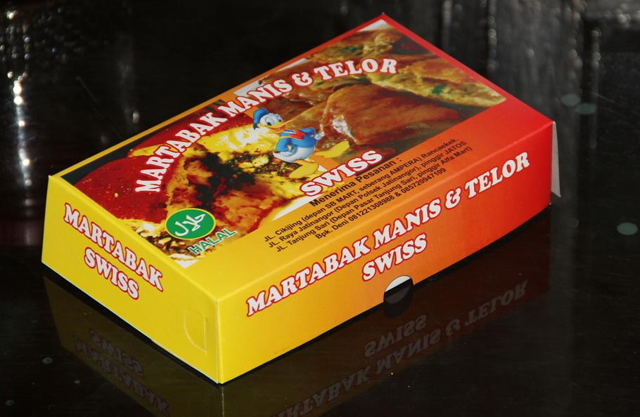 kotak packaging bahan duplex seperti kotak nasi catering kotak roti ...