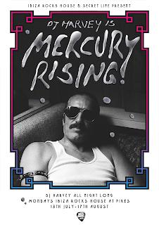 Ibiza Rocks House and Secret Life Dj Harvey Mercury Rising