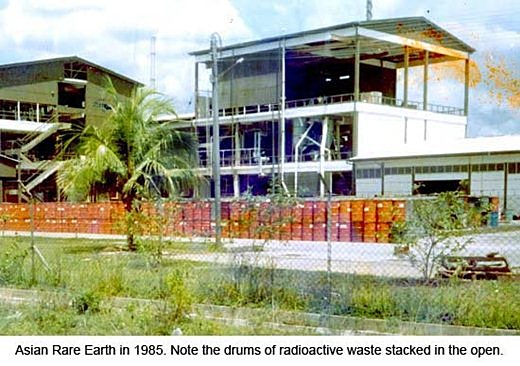 radioactive pollution lynas essay Any undesirable effect caused to the environment due to radioactive substances or radiations is called nuclear pollution.