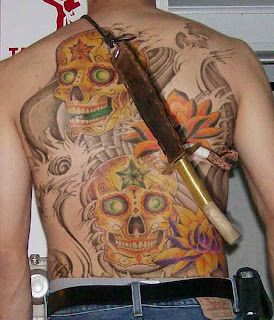 best pictures of Skull Tattoos-9