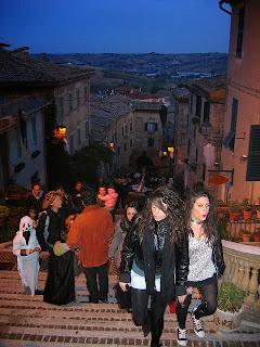Hallowen Corinaldo Marche