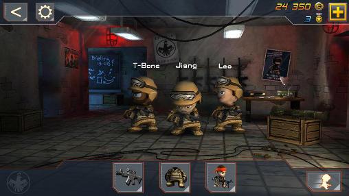 لعبة Tiny Troopers 2