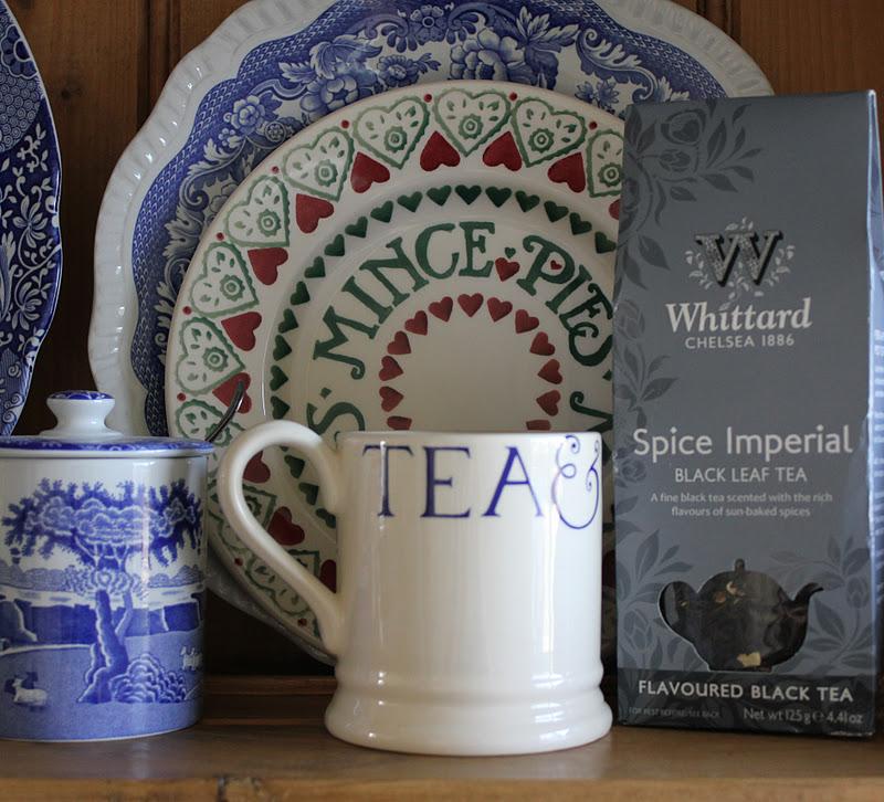 Savouring The Seasons Christmas Tea Time