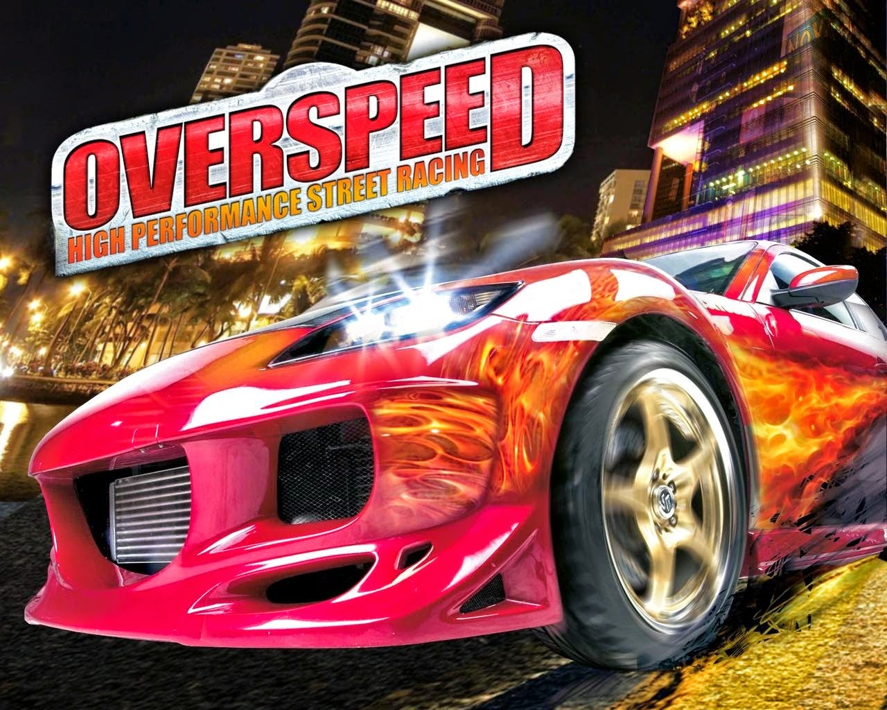 Download Overspeed High Performance Street Racing Game