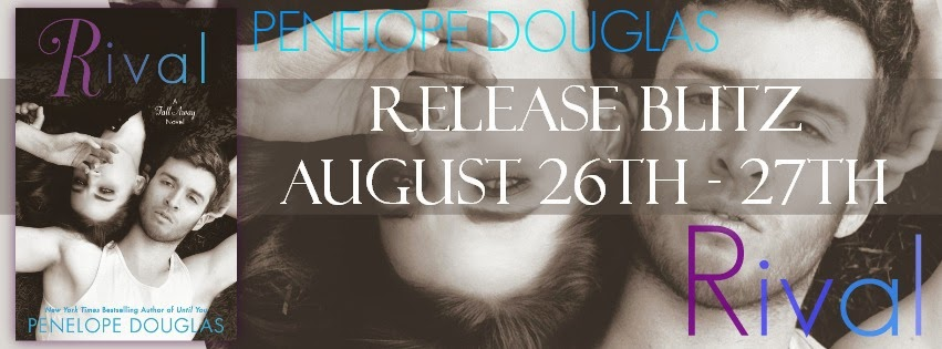 Release Blitz + Giveaway – Rival by Penelope Douglas