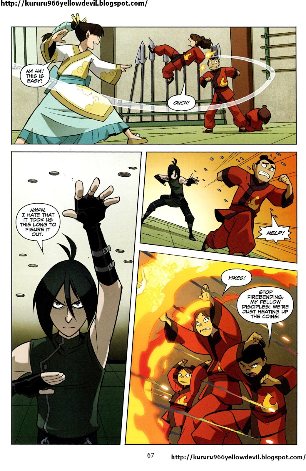 avatar the last airbender the promise download