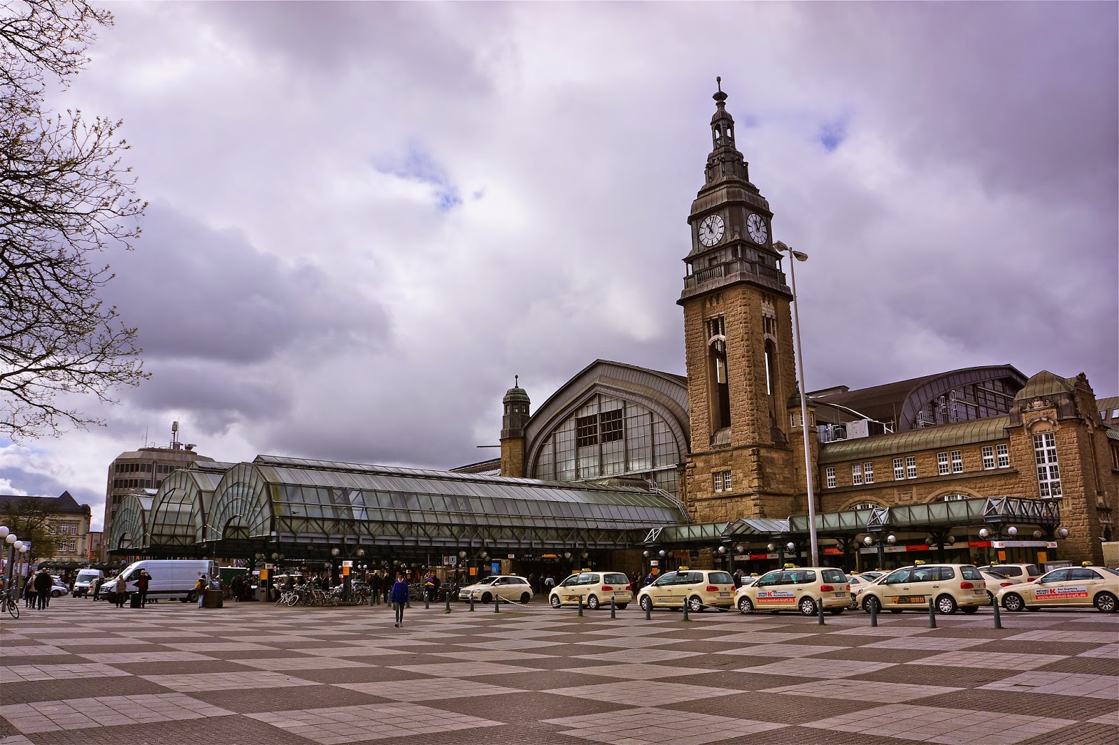 Picture of Hamburg Hbf.